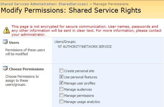 Enumerating User Profiles