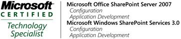 SharePoint Four-in-Hand and Trainer, too