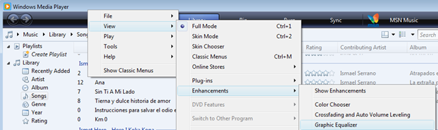 How to Boost the Volume in Windows Media Player