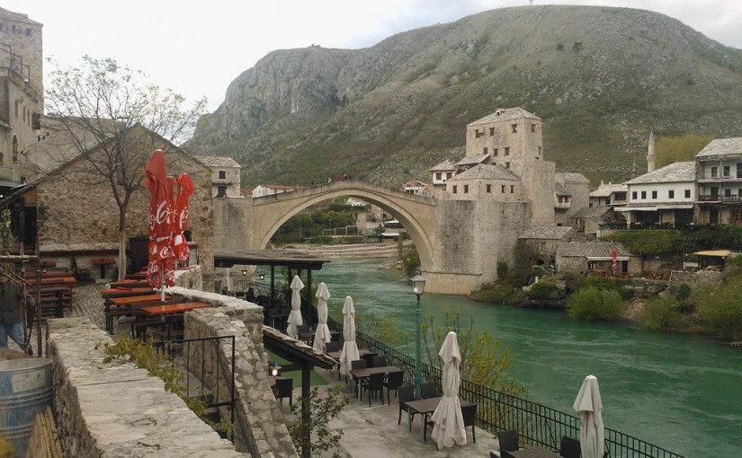 MS NetWork 2.0 en Mostar, Bosnia