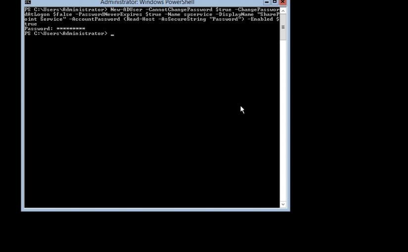 Montar un entorno de SharePoint 2013 (III): SQL Server