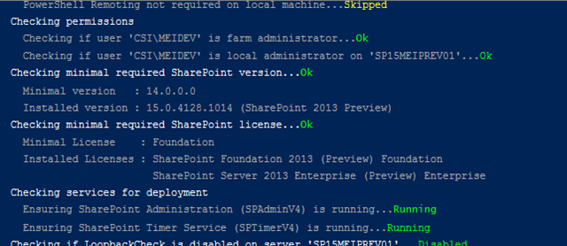 Helpful SharePoint Tool for Solution Deployment Automation