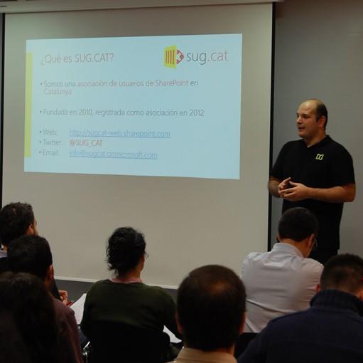 """Realizado el evento """"SharePoint 2013: Novedades y más allá"""""""