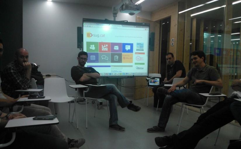 Hablando de herramientas de desarrollo SharePoint