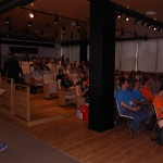 El público de la keynote