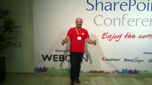 Me at ESPC15