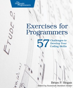 exercises for programmers cover pageexercises for programmers cover page